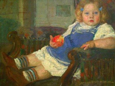 Fiam almával 1904