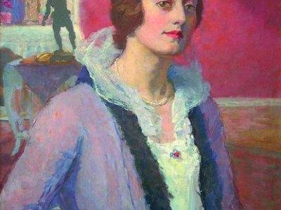 Feleségem 1909
