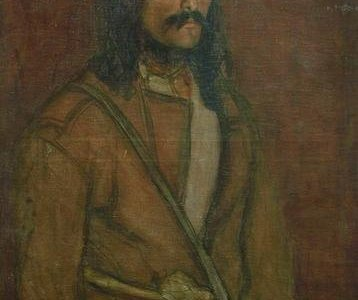 Mihály cigány 1905